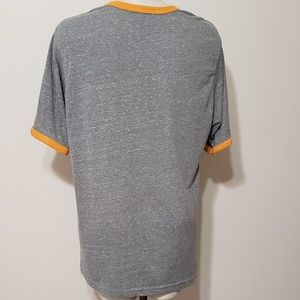 Russell Athletic Shirts - University of Tennessee Volunteers ringer tee, L